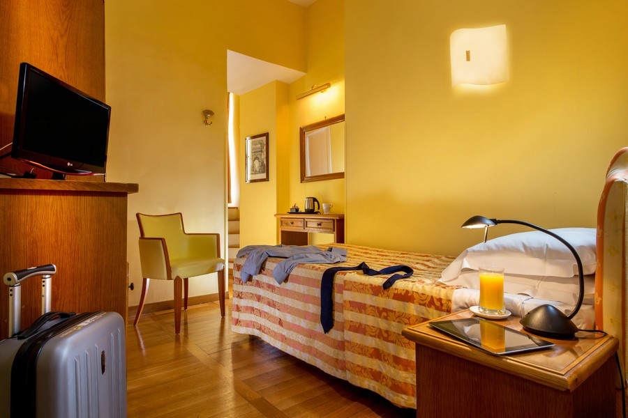 Hotel Tiziano Rome - Single