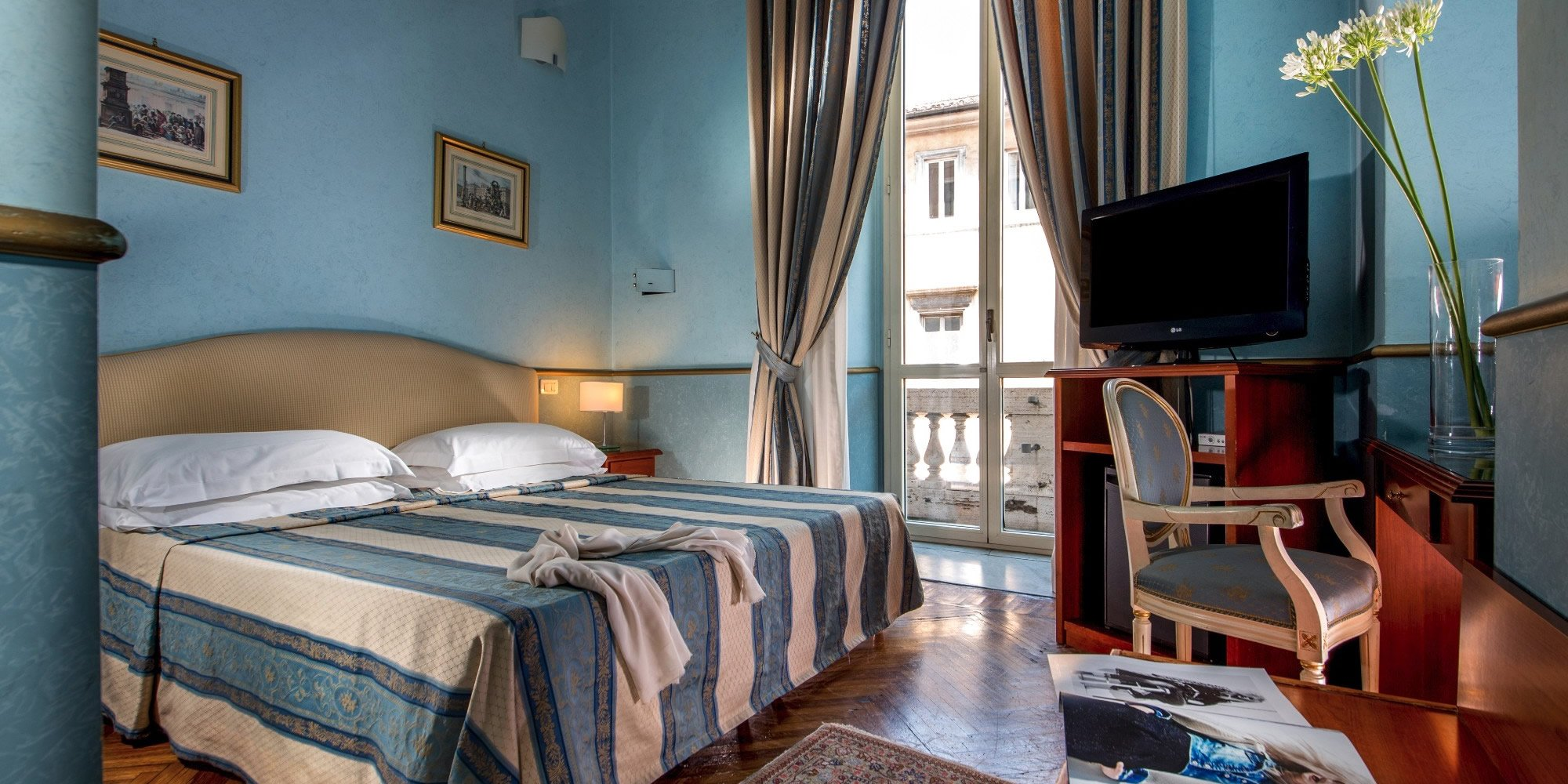 hotel tiziano rome italy official site four star hotel