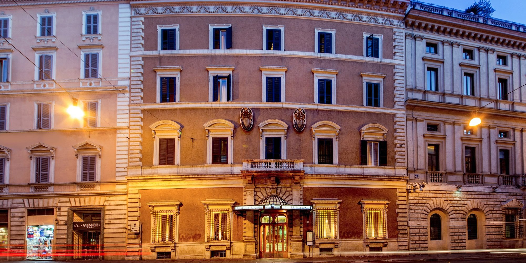 Hotel Tiziano Rome Italy™ - OFFICIAL SITE - BEST RATES ...